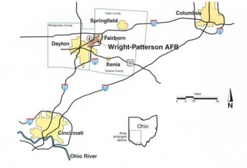 The Ohio Space Corridor