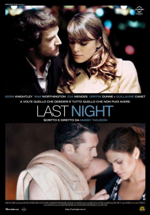 Last Night Poster #2