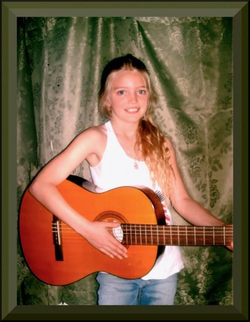 Aspiring Guitarist!