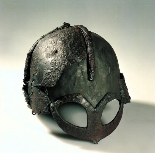 I wore the helmet into war