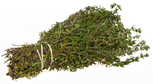 Is there time to add thyme?