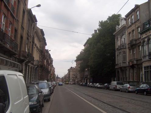 Princess Elizabeth Avenue, Schaerbeek / Schaarbeek