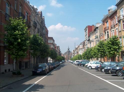 Emile Zola Avenue, Schaerbeek / Schaarbeek
