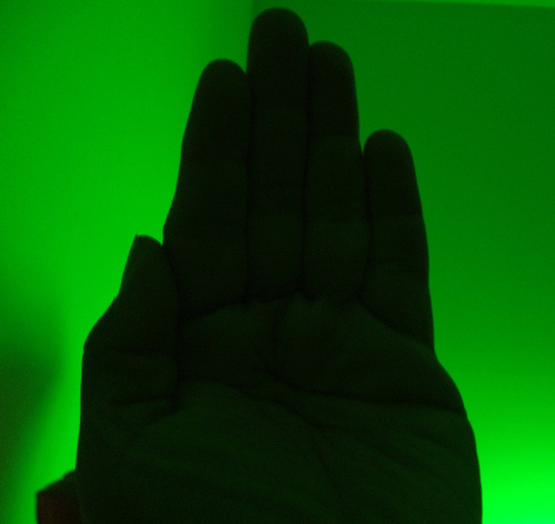 Your hands can be powerful tools in self-healing.