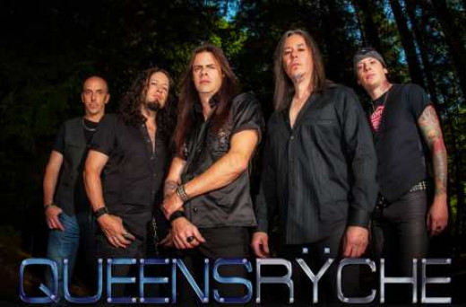 Queensryche with Todd LaTorre, 2013