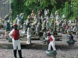 These are popular statues with many.  They are not my personal favorites.