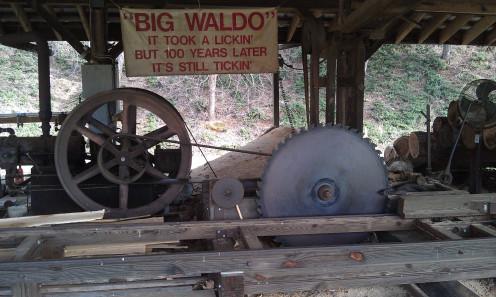 """""""Big Waldo."""""""