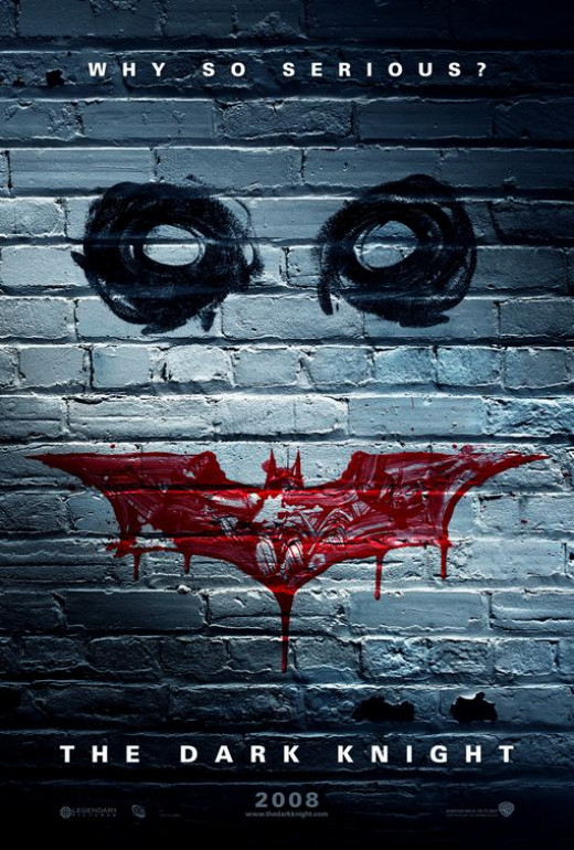 The Dark Knight Poster #2