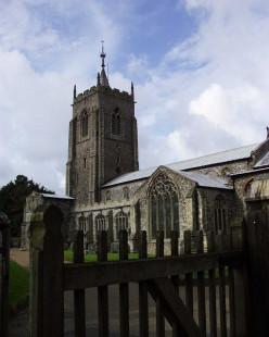 St Michael's Church, Aylsham.