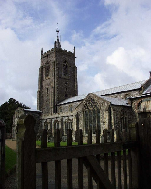 St Michael's Church, Aylsham.