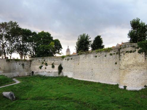 Ramparts, Bergues