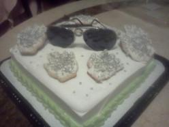Michael Jackson Cake