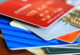 Different Bank Cards