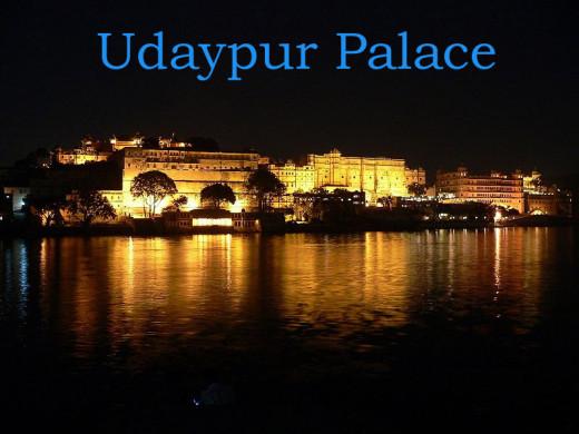 Udaypur Palace