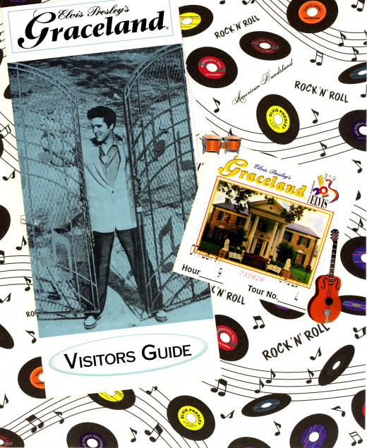 Graceland Visitors Guide & Ticket