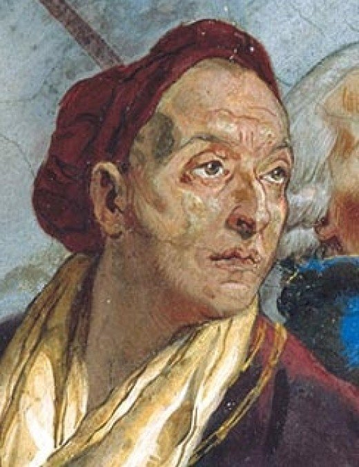 Giovanni Battista Tiepolo.  (1696-1770