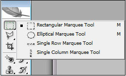 Marquee Tool Variations