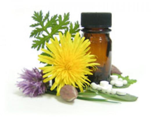 Bach flower remedy