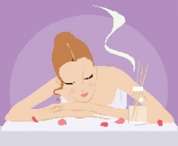 Just set aside a little time for yourself and whip up these home made spa day recipes for a completely luxurious treat!