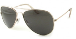 Who made aviator sunglasses famous?