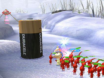 Maybe not the best selling game to ever be released, but for anyone who has played pikmin, the adventures you have with your little plant-like buddies are unforgettable