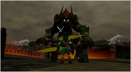 The legend of zelda is practically the definition of nostalgia. And Ocarina of time is usually the first game on the list. Its an incredible game that takes full advantage of what makes the series what it is. And Ganon is the icing on the cake