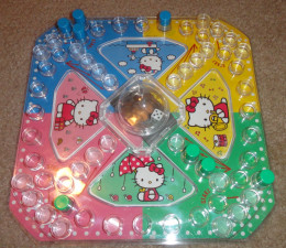 Trouble is always fun, especially when it's Hello Kitty Trouble