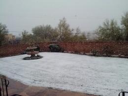 A Tucson Blizzard
