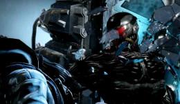 Crysis 3 begins when Prophet is broken out of his cryo-stasis