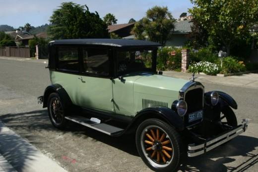 Durant Motors Star Car