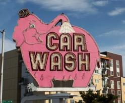 Battle at the Car Wash