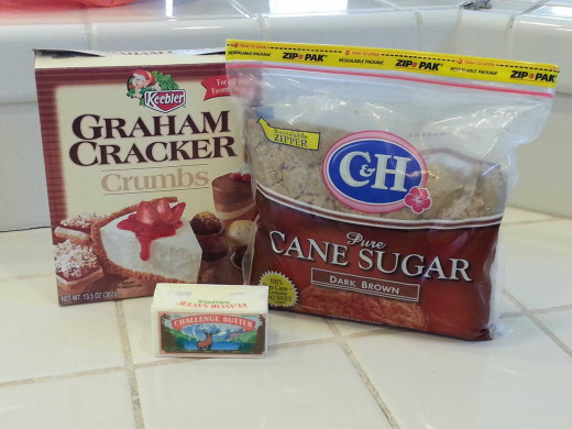 Graham cracker pie crust ingredients