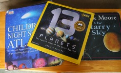 The Best Space Books for Kids