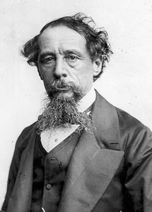 Charles Dickens - portrait