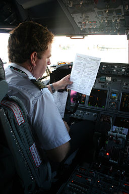 Even pilots who fly every day still use checklists. Why not writers?