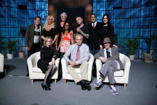 Celebrity Rehab reunion