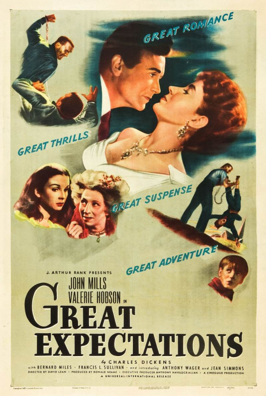 Great Expectations (1946) poster