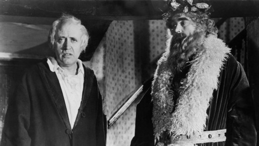 Alastair Sim as Scrooge (1951)