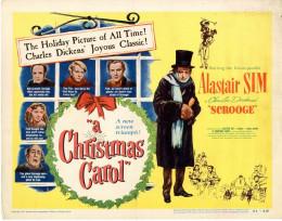 Scrooge (1951) poster
