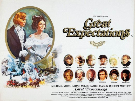 Great Expectations (1974) poster