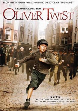 Oliver Twist (2005) poster
