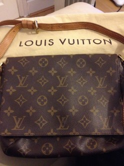 Louis Vuitton Handbags - Real VS Fake