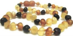 Best Amber Teething Necklace For Babies
