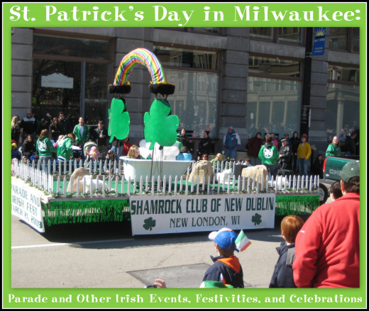 St. Patrick's Day Parade, Milwaukee, 2009