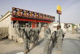 Freedom, Brought to You by McDonalds