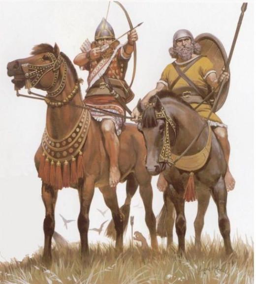 """""""Hang onto my reins, broski!"""""""