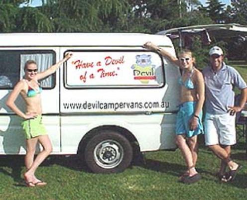 Travel in RV or Camper