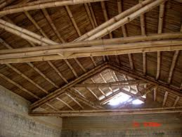 Bamboo trusses