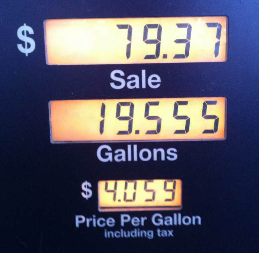 Nothing is worse than emptying your bank account when filling your gas tank.