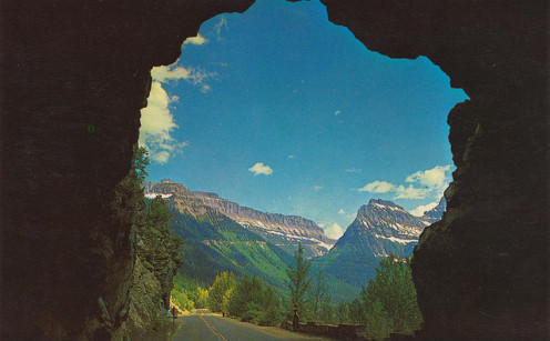 Sun Road, Glacier National Park